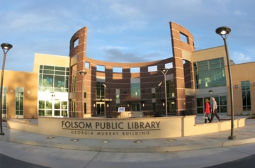 The Folsom library.